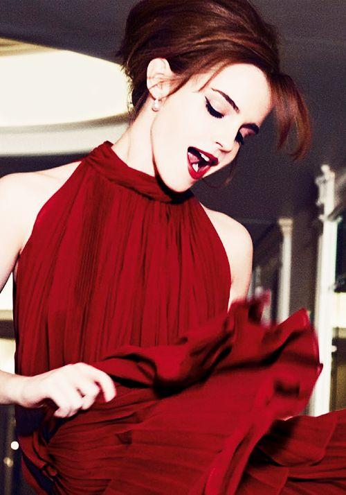 Nouveau photoshoot d'Emma watson pour le Sunday Times Style, Le photoshoot est…