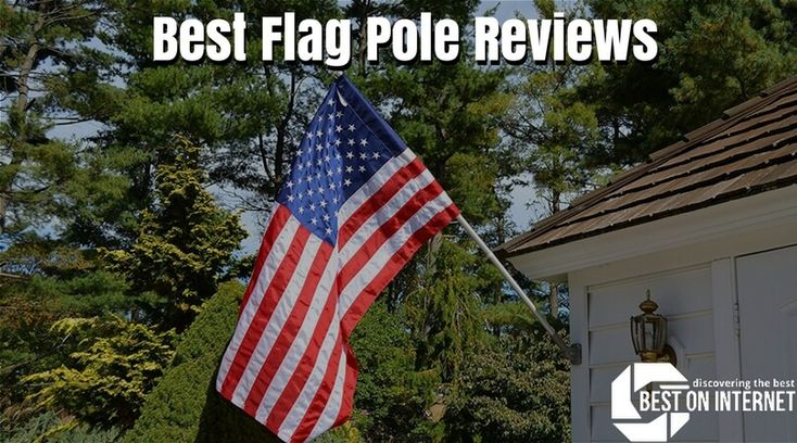 List of Top Aluminium #FlagPole https://www.bestoninternet.com/patio-lawn-garden/outdoor-decor/flag-pole-reviews/ In recent time there are three types of flagpoles and they are residential, commercial and telescoping. In this article, I've listed some #FlagPoleKit you can use anywhere.