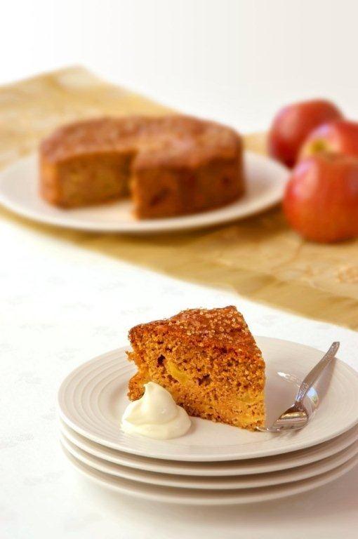 Apple Spice Cake - delicious!