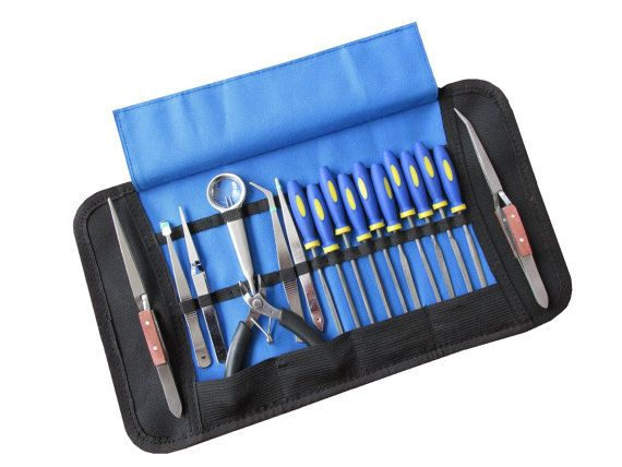 Set 4 Craft Model Hobby Tools Kit For Modellers And by GNToolsLtd