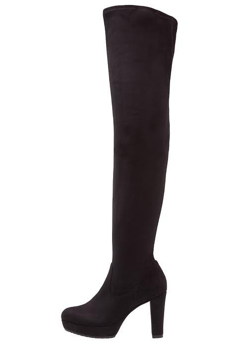 Bestill  Tamaris Boots med høye hæler - black for kr 999,00 (05.10.17) med gratis frakt på Zalando.no