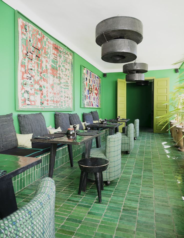 Tour our favorite place for lunch in the medina in for Cafe le jardin marrakech