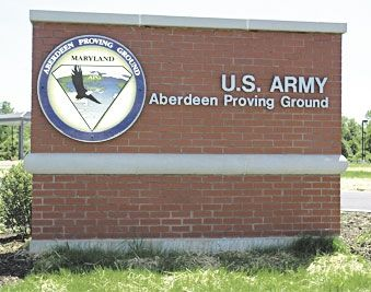 5. Aberdeen Proving Ground, MD. Clint was an instructor on the Army base but for the Marine Corps.