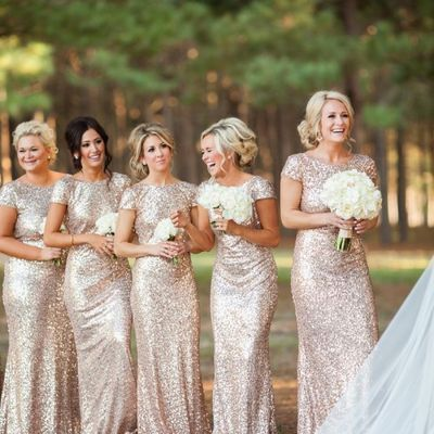 Glittery bridesmaid dresses, sparkly bridesmaid dress,gold bridesmaid dress,sequins bridesmaid dress,long bridesmaid dress,15042901