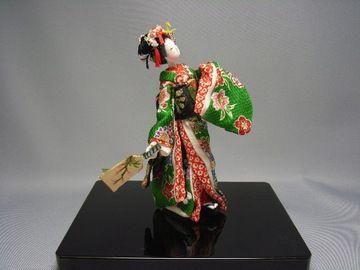 羽根つき 森山幸子の世界~あしや千種人形