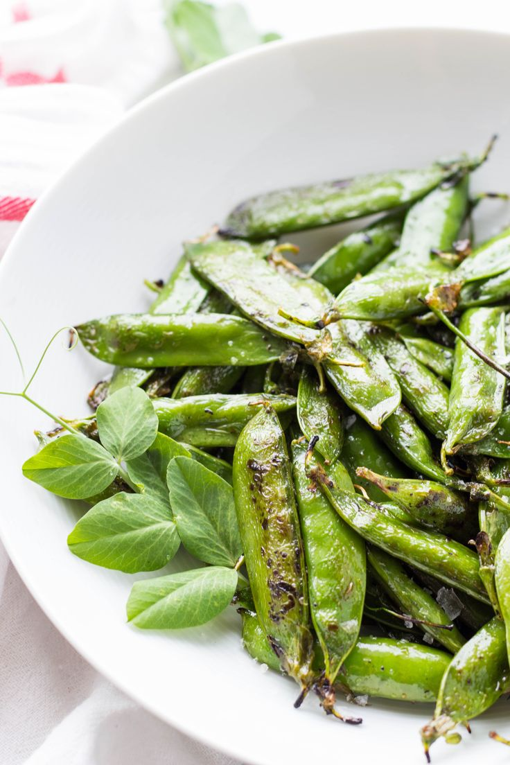 Last year I discovered this insanely addictive, quick and easy way to enjoy peas fresh from my garden. I spent so many years thinking they needed to be shucked, blanched, and then used in recipes. ...
