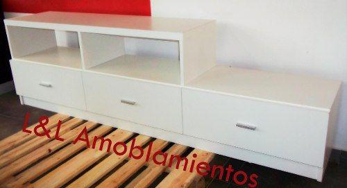 Mueble Moderno Para Lcd