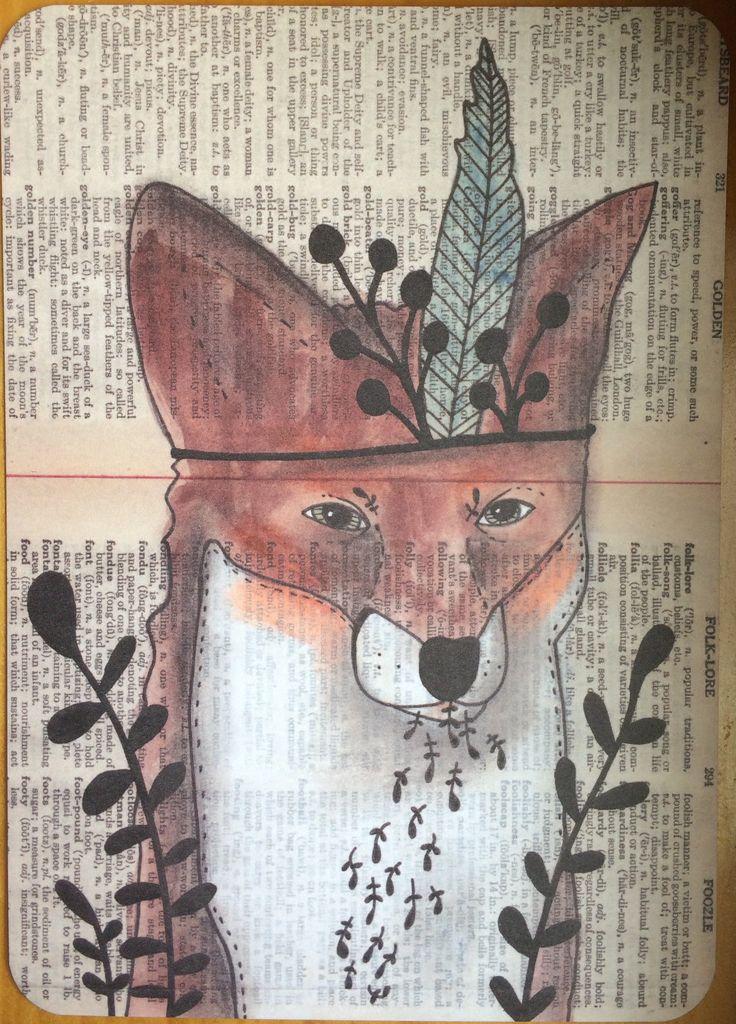 Fox by Trish Grantham
