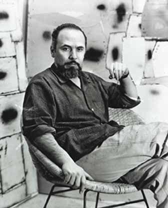 Conrad Marca-Relli Portrait
