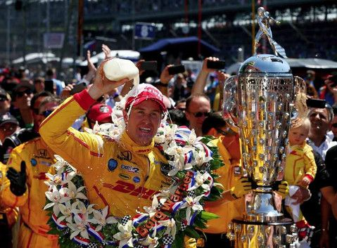Ryan Hunter-Reay Drives Honda to Another Indy 500 Victory | Terry Lee Honda