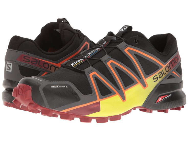 SALOMON Speedcross 4 CS. #salomon #shoes #