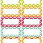Welcome to Schoolgirl Style!  The Avery 2x4 Sticky Labels from the By the SEA Collection to make the administrative side of teaching much easier! A...