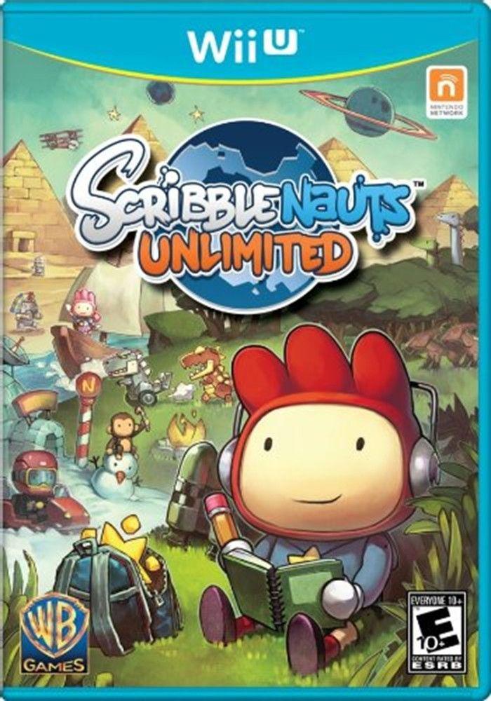 Scribblenauts Unlimited - Nintendo Wii U
