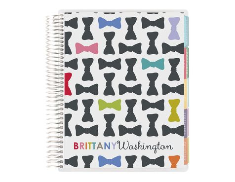 2015 life planner -bows