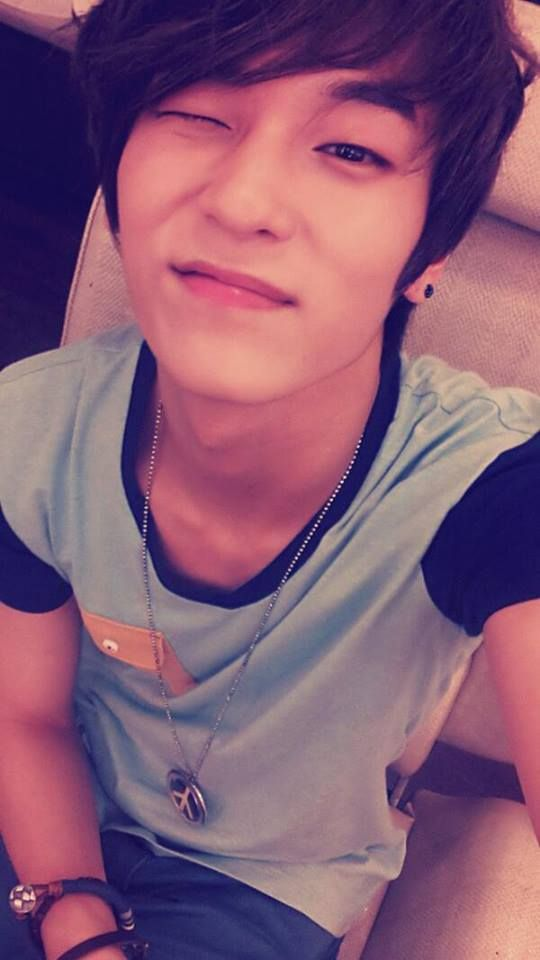 Chinees teen boy