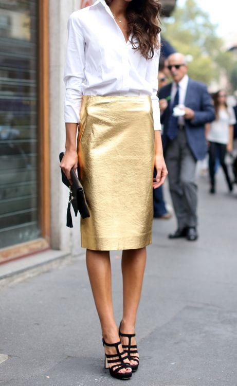Milan Fashion Week Half Bun  Street Style
