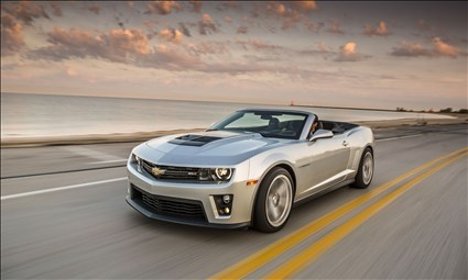 Classic cars of 2033(©General Motors)