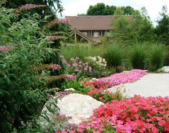 ... Garden Ideas Along Fence Line