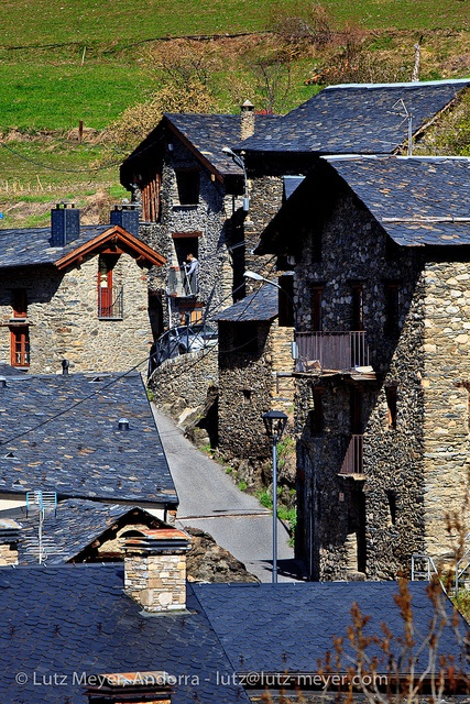 Andorra history: Old houses