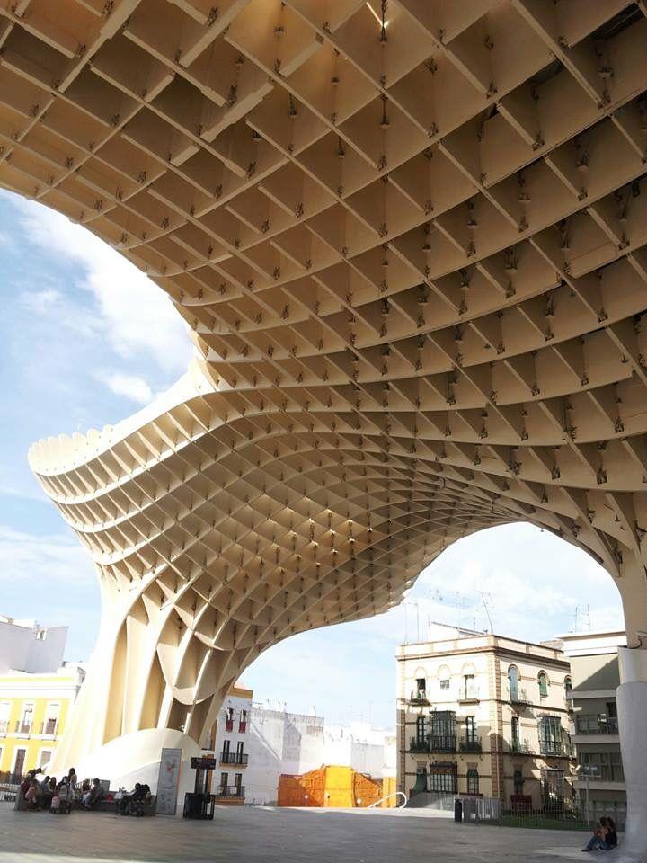 Metropol Parasol #Sevilla