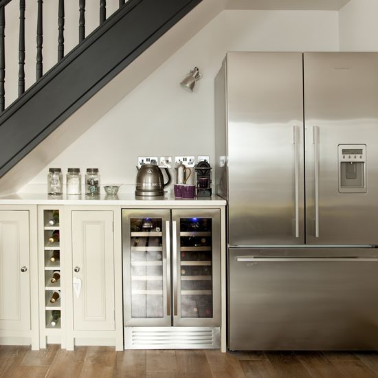 kitchen design under stairs. Best 25  Kitchen under stairs ideas on Pinterest Understairs storage space Under staircase and DIY