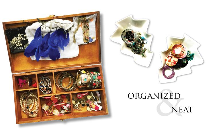There's something about storing little things like jewellery that can outshine your bedroom.