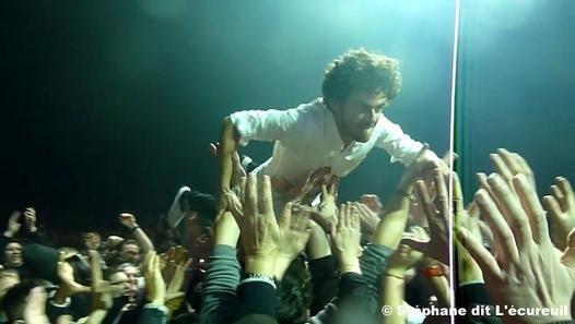 Michaël #Gregorio en concert(s) à l'Arcadium d'Annecy le mercredi 20 février 2013