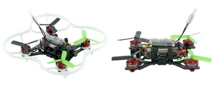 KingKong 90GT micro brushless FPV quadcopter