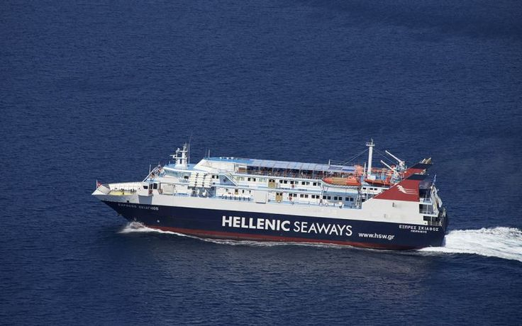 Grimaldi Agrees to Sell Hellenic Seaways Shares to Attica Group