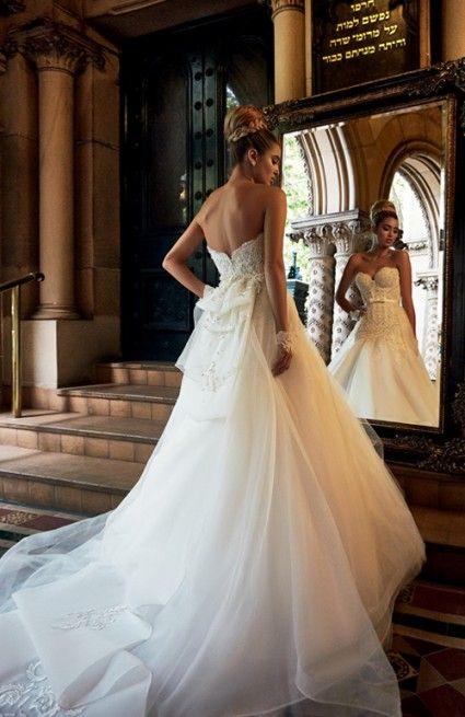 "The ""ELIZABETH"" dress."