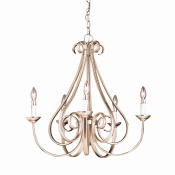 Products - Browse by Type, Room, or Style: Kichler 2021, Lights, Dining Room, Ideas, Lighting, Chandeliers, Brushed Nickel