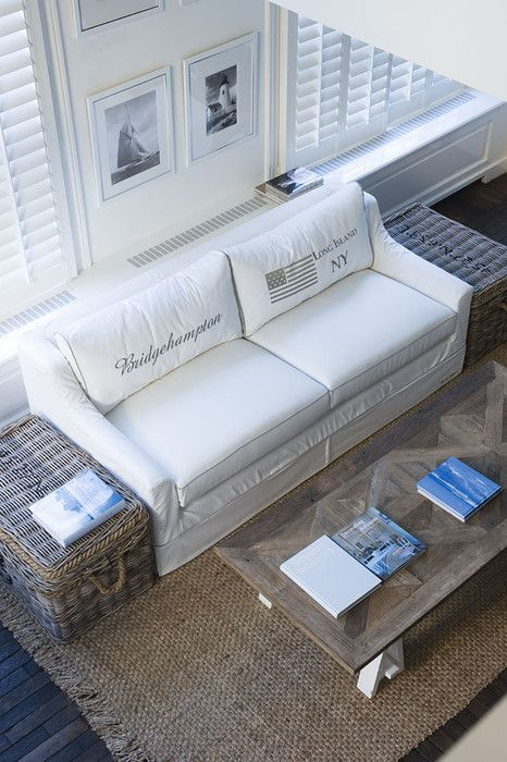 Long Island Couch - Riviera Maison