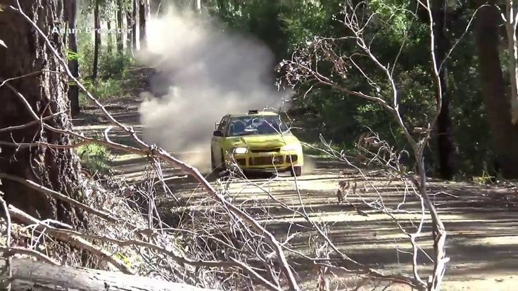 awesome Myall Lakes Rally 2016 mistakes & action