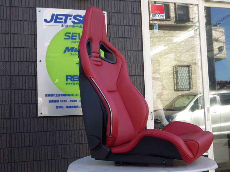 緩め堅め、大柄体型で 日常使いにはよいシートです。 http://www.jetset.co.jp/recaro/shell/rek/ss.html #recaro #jetset #jetsetrecaro