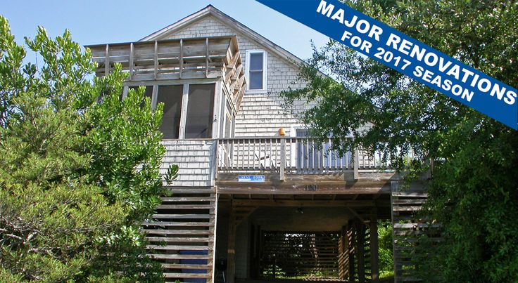NautiDuck - B359T is an Outer Banks Oceanside more than 1000ft vacation rental in Ocean Dunes Duck NC that features 3 bedrooms and 2 Full bathrooms. This pet friendly rental has wifi and a hot tub among many other amenities. Click here for more.