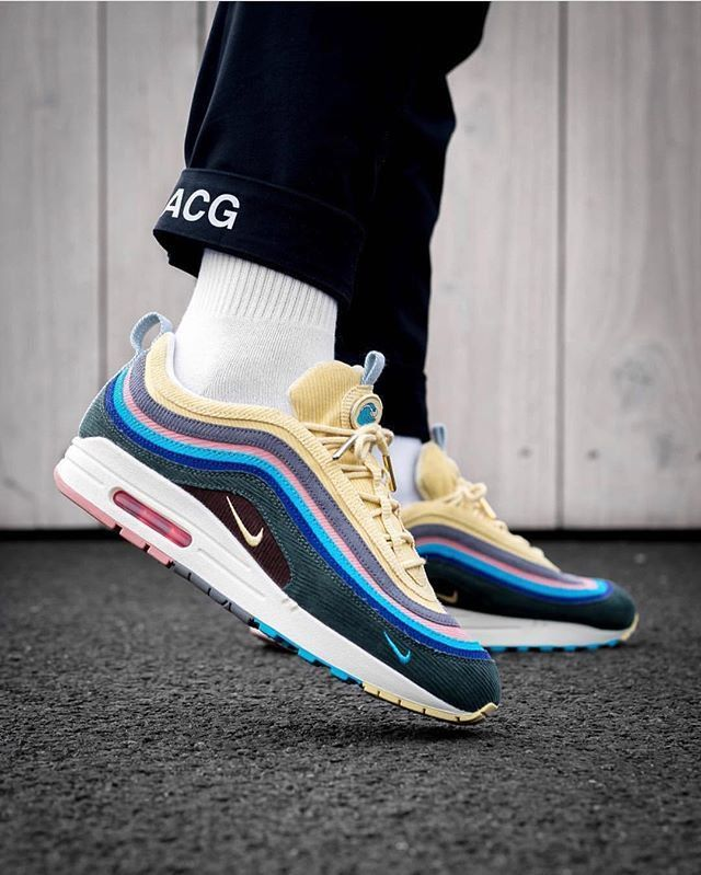b5d1ba866e5a75 Sean Wotherspoon x Nike Air Max 1 97 restocks May 2nd.