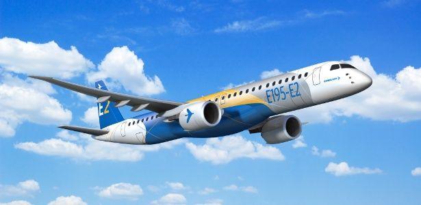 Azul Linhas Aéreas será a primeira operadora do novo jato E195-E2, segundo Embraer :: Jacytan Melo Passagens