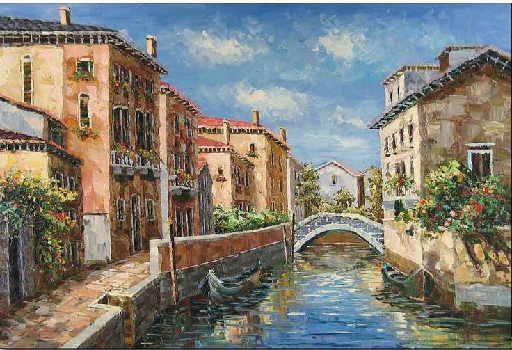 Venice Oil Paintings 008