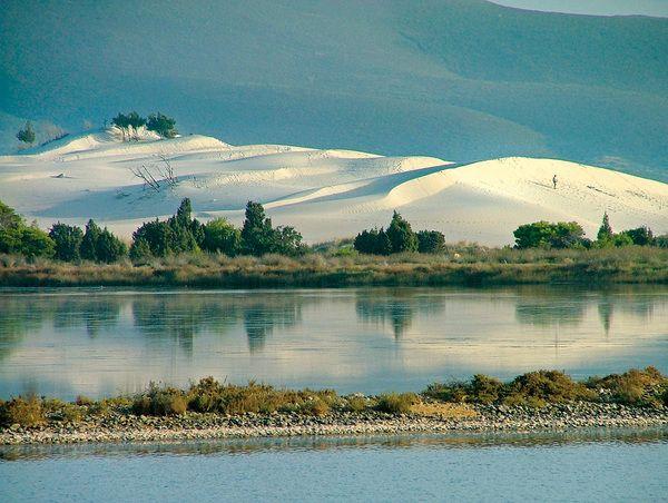 Porto Pino dunes: no, it's not Sahara it's Sardinia!