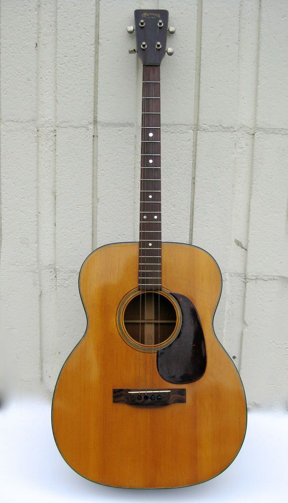 nice vtg 1952 martin 0 18t acoustic 4 string tenor rosewood guitar country blues martin tenor. Black Bedroom Furniture Sets. Home Design Ideas