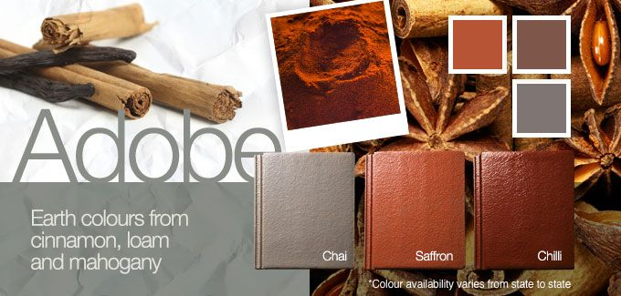 Monier Colour Palette – Adobe