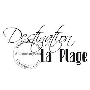 Texte : TAMPON DESTINATION LA PLAGE par Meldon                              …