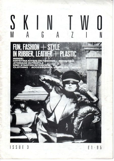 More Skin Two covers from across the years.       https://www.facebook.com/skintwomagazine