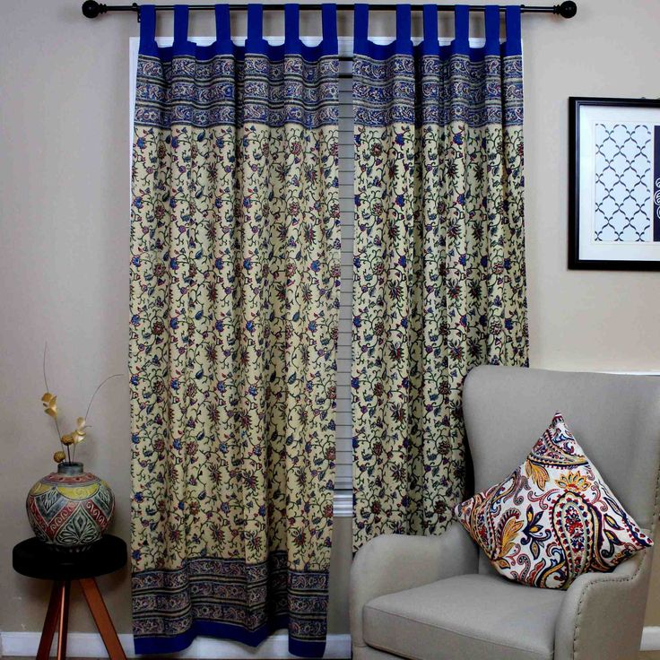 25 Best Tab Top Curtains Ideas On Pinterest Tab
