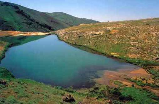 Lake, Otlukbeli, Erzincan