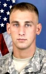 Army SGT. Joshua L. Rath, 22, of Decatur, Alabama. Died January 8, 2009, serving during Operation Enduring Freedom. Assigned to 2nd Battalion, 2nd Infantry Regiment, 3rd Brigade Combat Team, 1st Infantry Division, Fort Hood, Texas. Died of wounds sustained when an improvised explosive device detonated near his dismounted patrol in Maywand, Afghanistan..