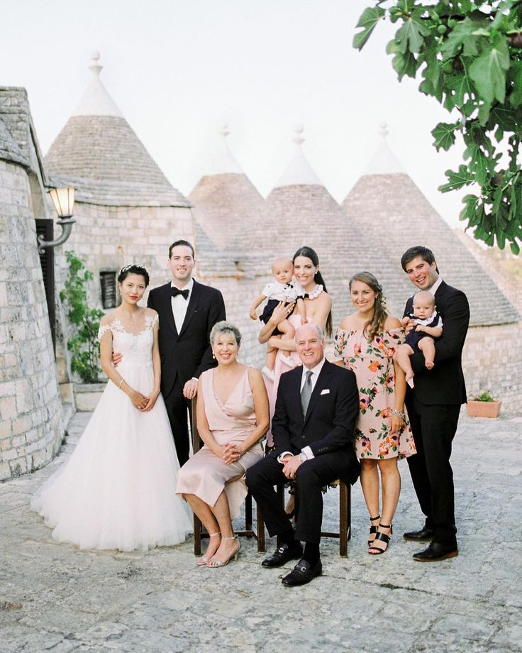 f a m i l y _ I'm one of those photographers who do shoot family portraits at a wedding and I ADORE them!!! It's my firm belief that wedding photography owes a great lot to family pictures as it is this small treasure we all keep in our wallets or choose to frame in our homes.  Picture from Nancy and Max's wedding in Pugli Italy planned by my good friend @rosietheweddingplanner  #weddingphotography #filmtravelphotography #photographer #italyweddingphotographer #italywedding #weddingday…