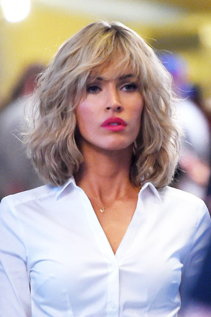 Megan Fox With Blonde Hair | Spring 2015 | POPSUGAR Beauty
