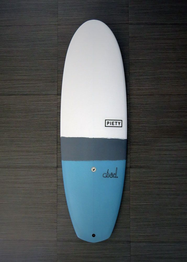 Hanging Chad - PIETY Surfboards -