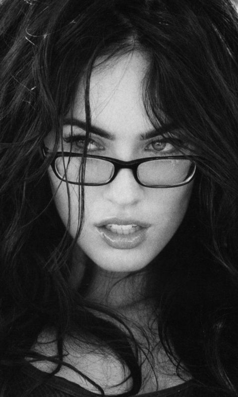 меган фокс, бокал, Megan fox, очки